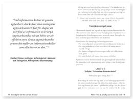 Läs ett utdrag ur boken: Skärp dig för fan!